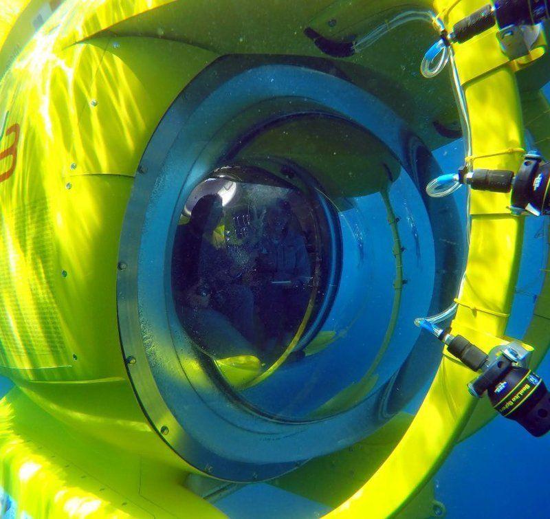 El submarí en fa la descoberta a la Costa Blava francesa per casualitat mentre portava a terme una campanya de biologia  Les restes, un vaixell ple d'àmfores africanes, no havia estat espoliat