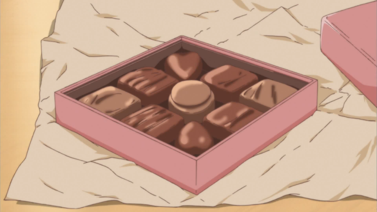 Anime Chocolate Google Search Valentine Chocolate Valentines Illustration Valentines Day Chocolates