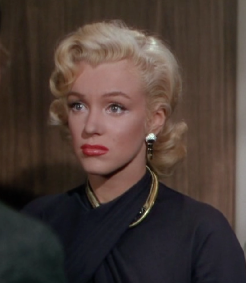Gentlemen Prefer Blondes Is A 1953 Film Starring Jane Russell And Marilyn Monroe 1950s Fashion