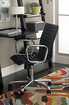 Decorate Your Office In Harvey Specter Style Suits Cute Furniture Black Leather Office Chair Small Office Furniture Office Furniture Arrangement
