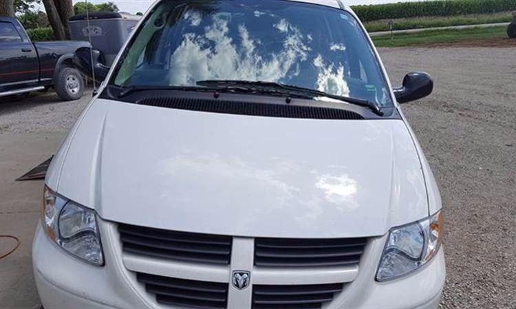 Used 2006 Dodge Grand Caravan Sxt Wheelchair Van Grand Caravan Van For Sale Wheelchair Van