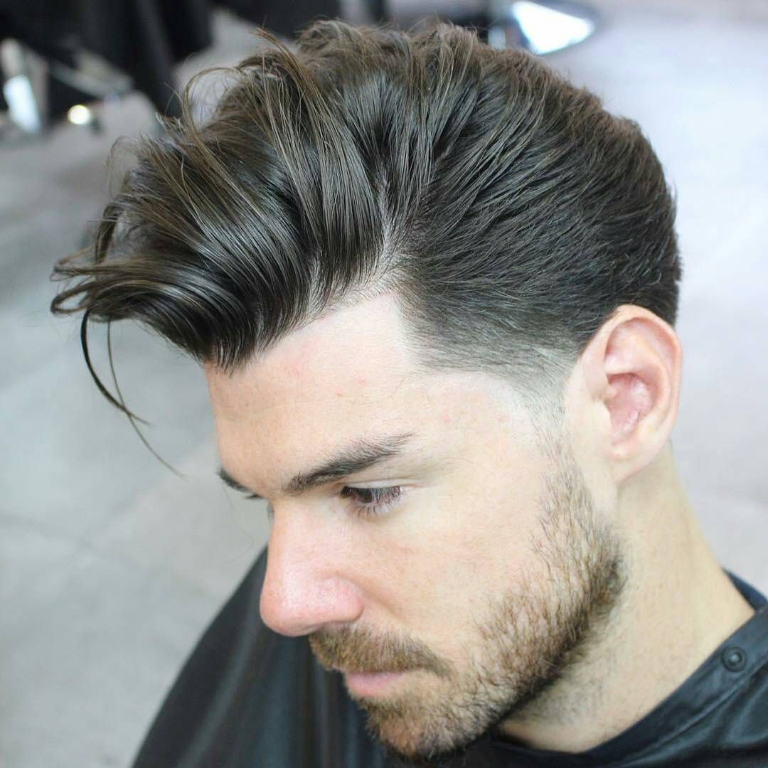 Mens comb over haircut cool  upscale menus  hairstyles  find your style here  mens