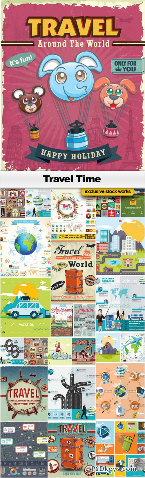 Travel time 25xeps brushes vectors pinterest travel time 25xeps city mapsbrushesvectors gumiabroncs Choice Image