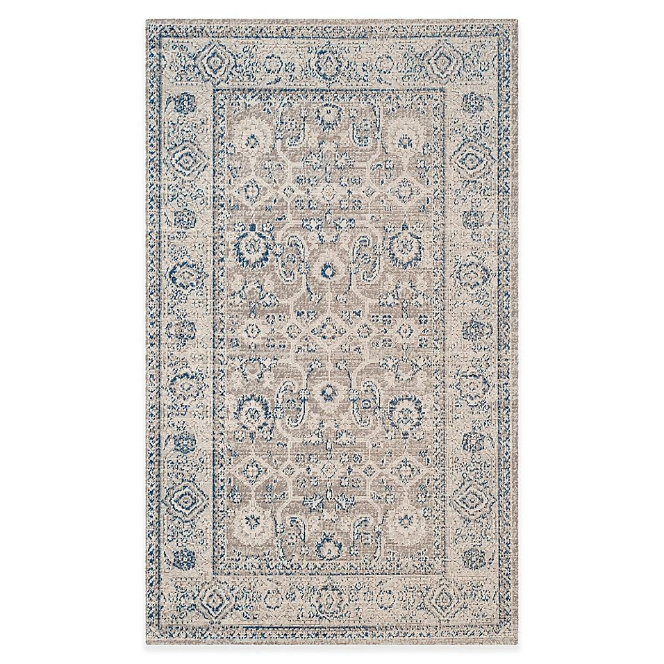 Safavieh Patina Juliet 3 X 5 Area Rug In Taupe Ivory Rugs