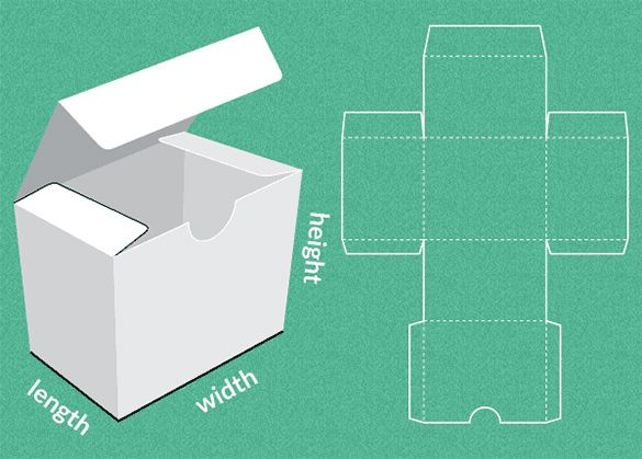 Download Psd Vector Eps Free Premium Templates Paper Box Template Box Templates Printable Free Box Template