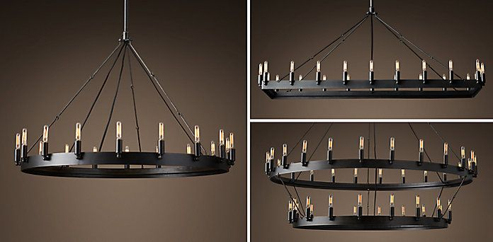 Linear Globe Bath Light: Camino Vintage Filament