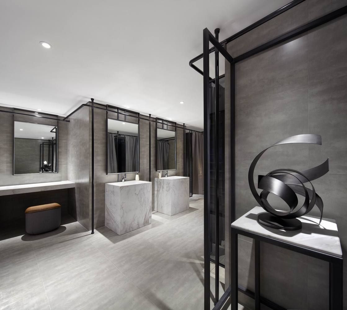 Bathroom Design Centers Amusing Gallery Of Times Property Staff Activity Center  C&c Design Co Inspiration