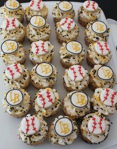 baseball cupcake db