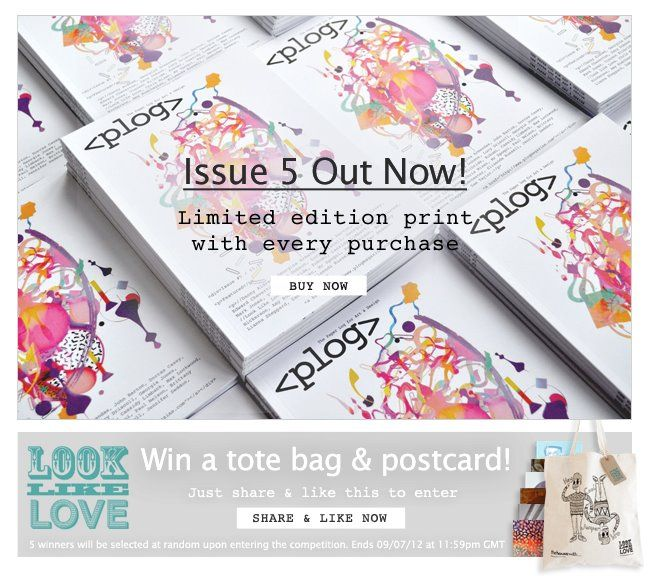 ITS FINALLY OUT!    PLOG 5    http://plogmagazine.bigcartel.com/product/plog-issue-5-the-tubers-print2