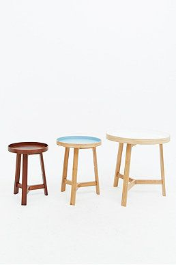 Kare Airy Side Table 3-Set, UO