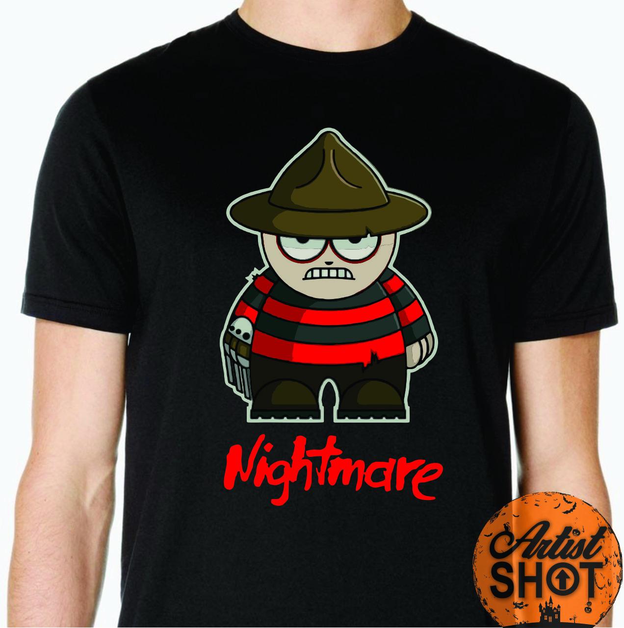 015b06a9e Nightmare F T-shirt By Sbm052017 | Artistshot