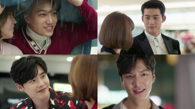 Hancinema S Drama Review Seven First Kisses Episodes 5 8