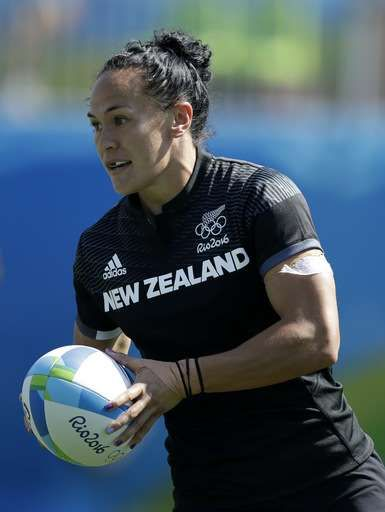 Tackling Any Challenge Women S Rugby Makes Olympic Debut Womens Rugby Olympics Rugby