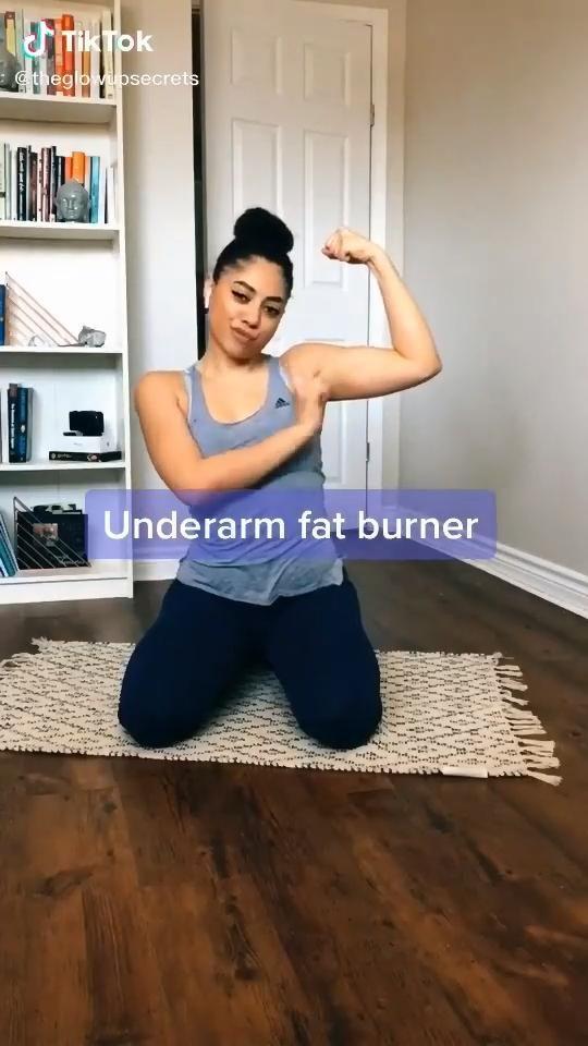 Under Arm Fat Burner 🔥