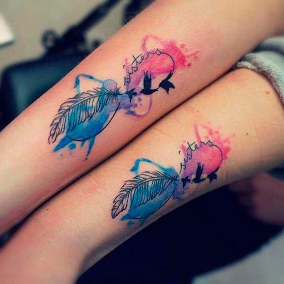 Pin de Jasmine and en tattoos Pinterest Tatuaje para parejas - tatuajes para parejas