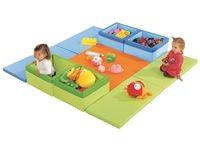 Toddler Gym Mats Baby Play Mats Tumble Mats For Kids Baby Play Mat Soft Play Baby Gym Mat