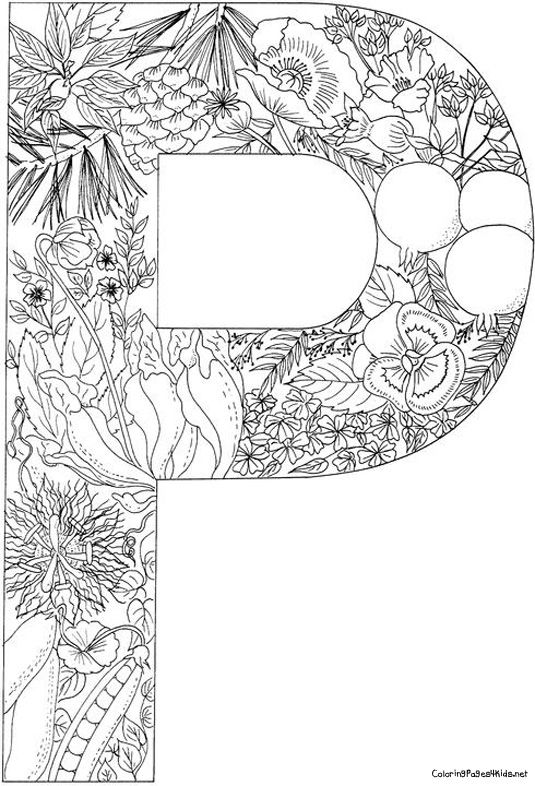 pplantsjpg 535786 alphabet coloring pagescoloring