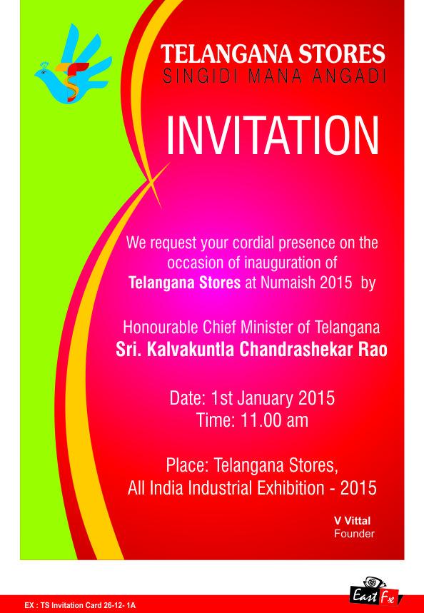 Invitation card 26 12 1 a telangana stores pinterest invitation card 26 12 1 a stopboris Choice Image