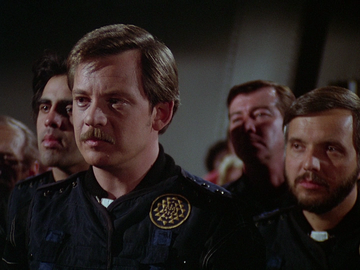 Security officer reese ron kelly security guard paul leclair security officer reese ron kelly security guard paul leclair battlestar galactica s01e19 episode 17 greetings from earth part 1 first aired m4hsunfo