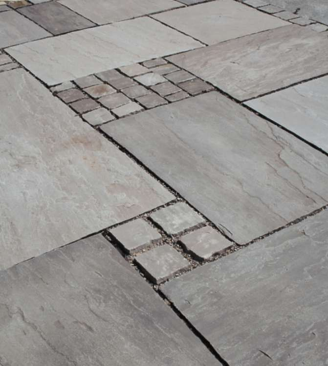 naturstein natursteine sandstein verband platten und pflaster nawierzchnie pinterest. Black Bedroom Furniture Sets. Home Design Ideas