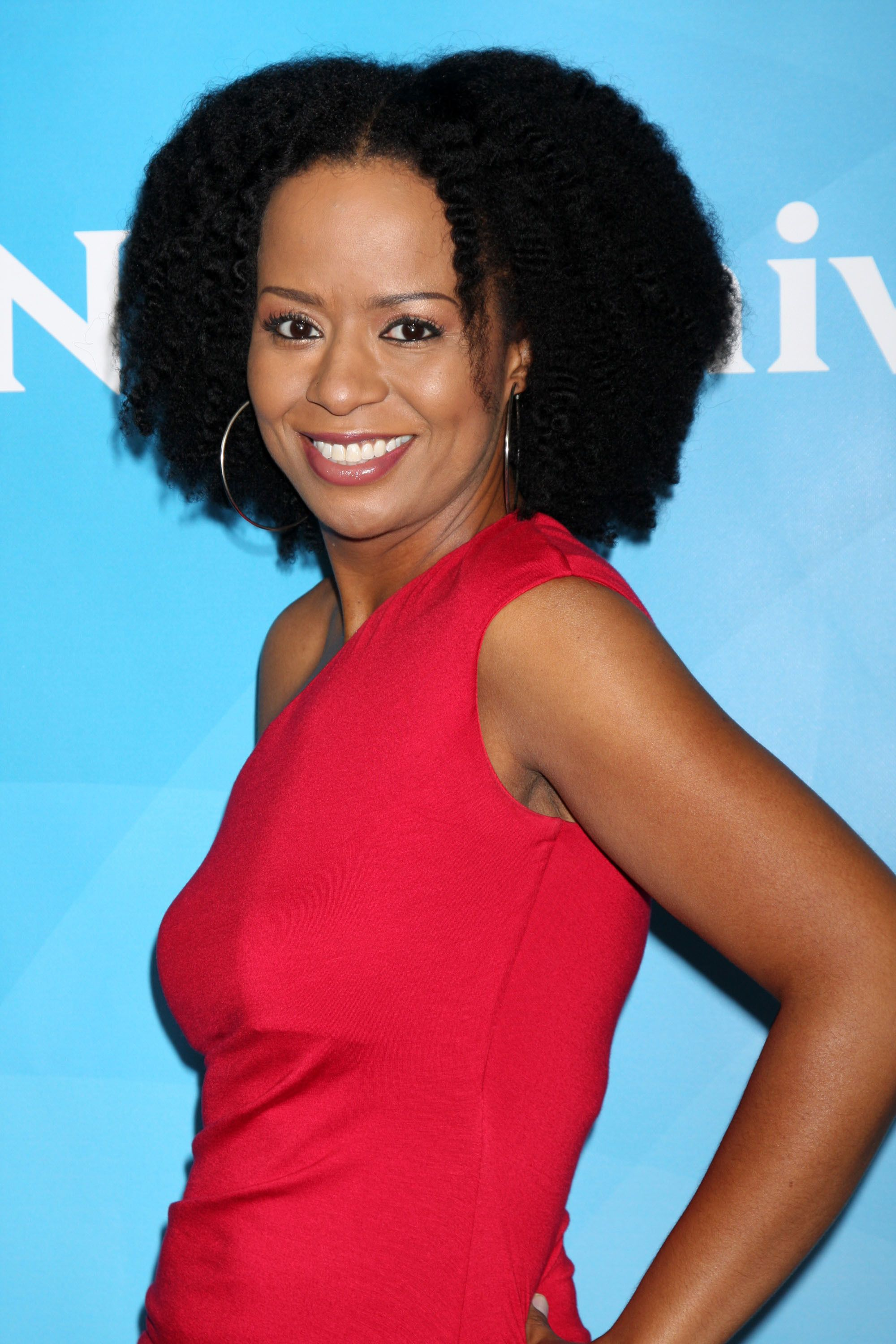 Tempest Bledsoe S Natural Hair Gives Her A Youthful Look