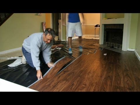 Allure Ultra Youtube Video Of Installation These Floors Are A