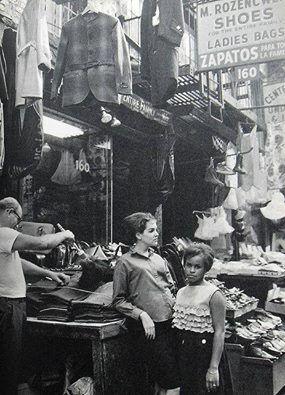 Orchard Street 1960