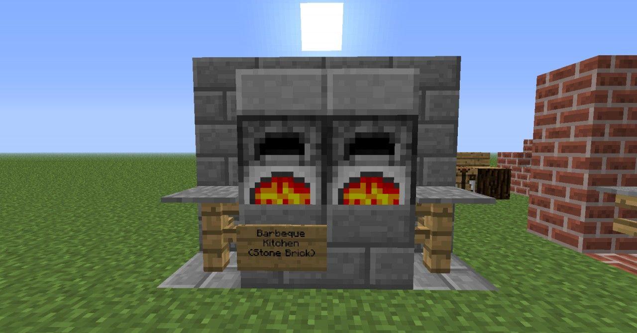 Pingl par romain orvoen sur id es pinterest id e for Minecraft meuble