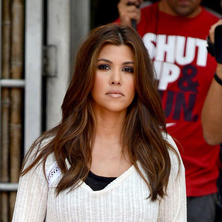 Wanna Be Kardashian Ͽ� Kourtney Ͽ� Midnight Cuddles Ͽ� Ͽ� I: Kourtney Kardashian's Hair Color - WANT