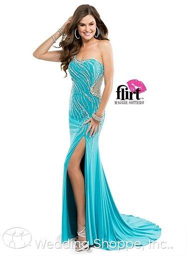 Prom Dresses Flirt P9888 Prom Dress Image 1 | Prom♕ | Pinterest ...
