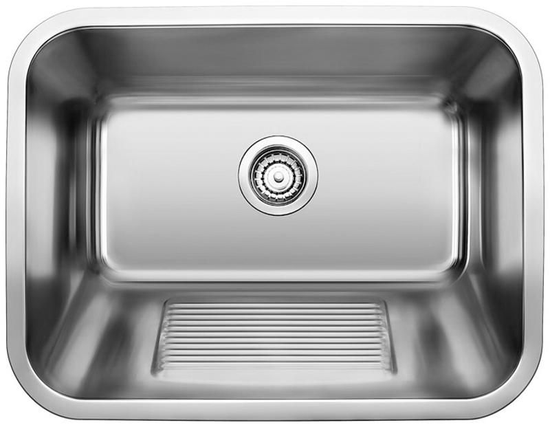 Blanco 400779 Practika Undermount Utility Sink Stainless Steel
