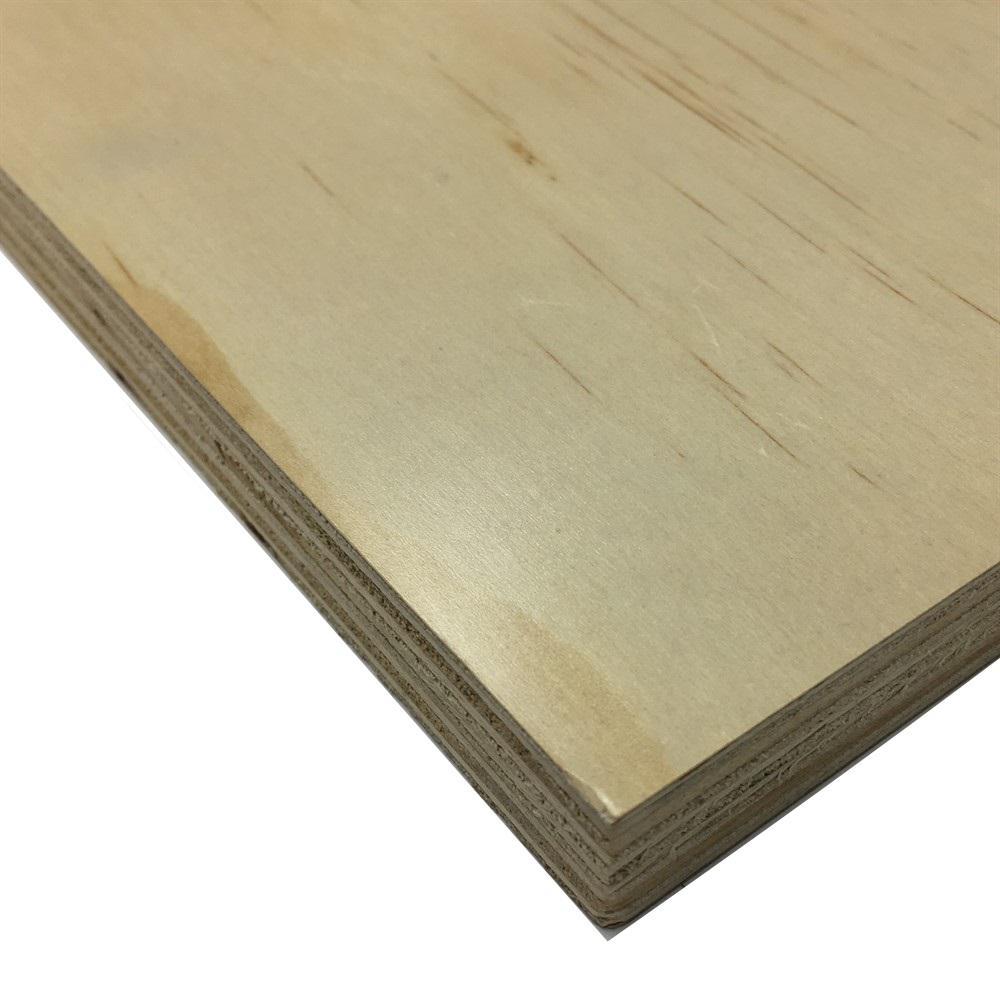 Swaner Hardwood Prefinished Radiata Pine Plywood Common 23 32 In X 4 Ft X 8 Ft Actual 0 688 In X 48 In X 96 In Bp In 2020 Pine Plywood Pine Cabinets Radiata