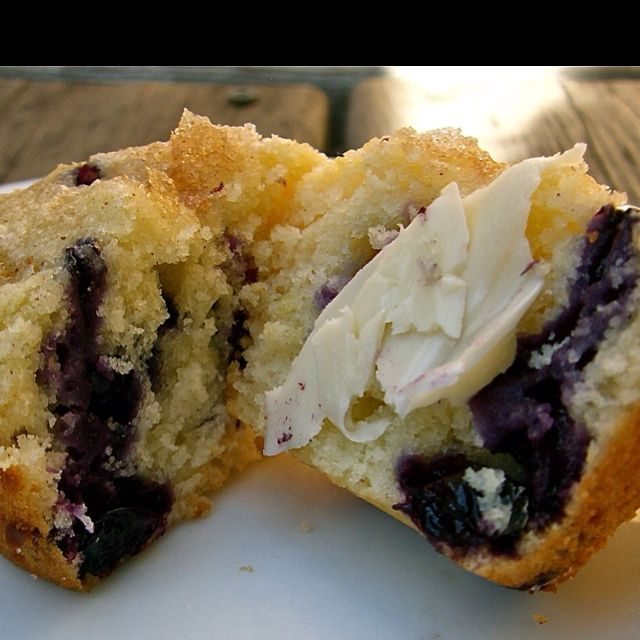 Ina Garten Blueberry Muffins. Truly The Best. Ever