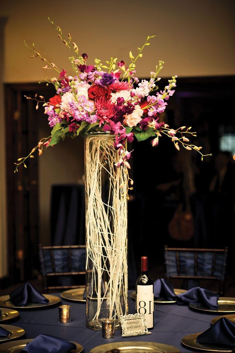 Large glass vase flower arrangements vase pinterest large large glass vase flower arrangements reviewsmspy
