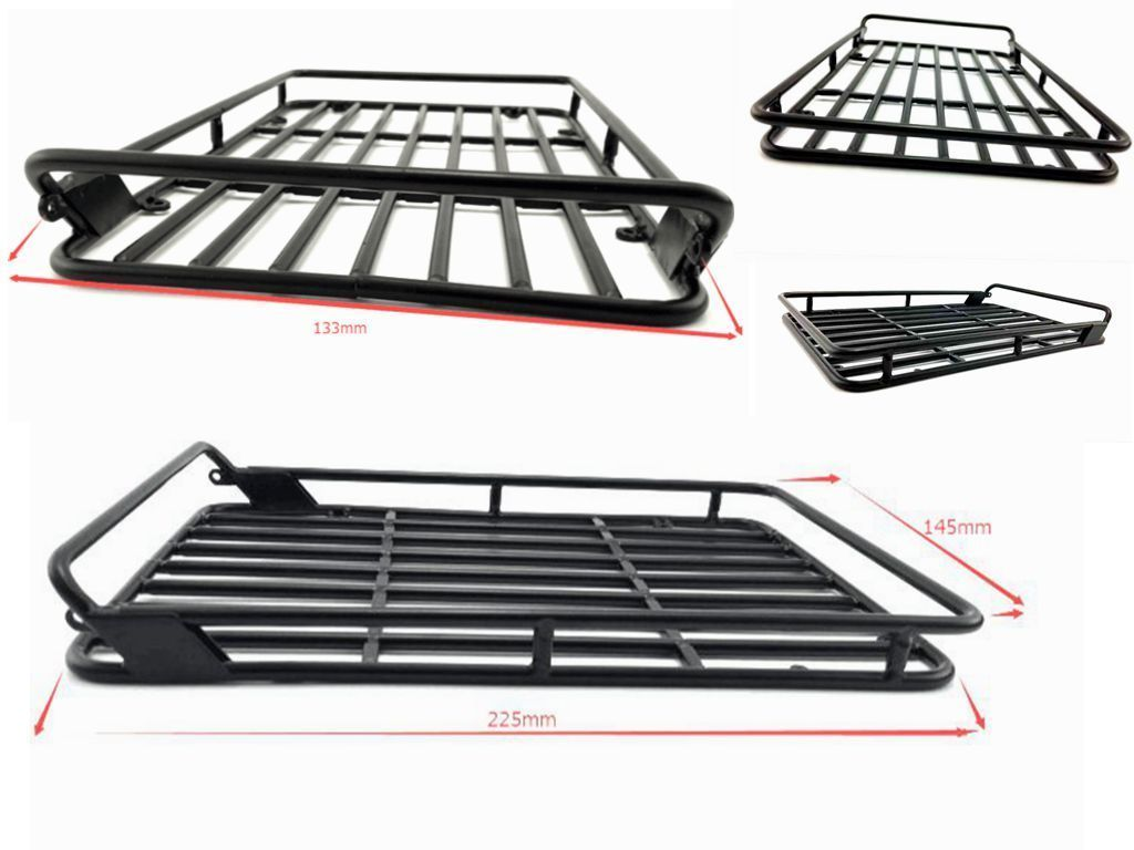 Jcroffroad Roof Rack Axial Ax31395 For Jeep Cherokee Xj 0ax31395 Ax90046 Roof Rack Rack Jeep Cherokee Xj