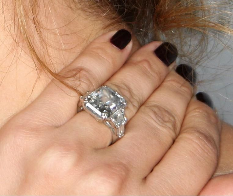 Jennifer Lopez Marc Anthony Since Divorced Celebrity Wedding Rings Jewelry
