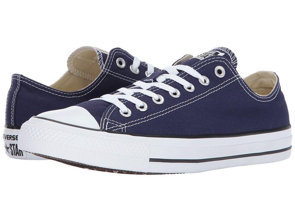 618287594991 CONVERSE CONVERSE - CHUCK TAYLOR ALL STAR SEASONAL OX (MIDNIGHT INDIGO)  ATHLETIC SHOES.  converse  shoes