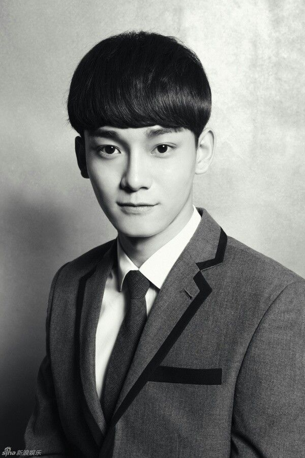EXOu0027s XOXO album Official Portrait photoshoot Chen EXO - next line küchen
