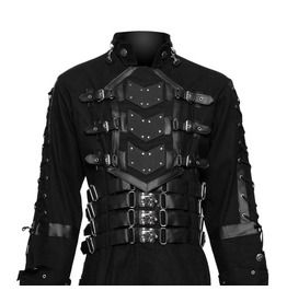 Steampunk Sweatshirt Card Suit design sweater gothic aesthetic gothic heart and key guys steampunk shirt QJqsKsiS