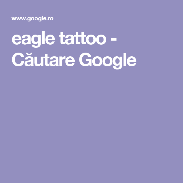 eagle tattoo - Căutare Google