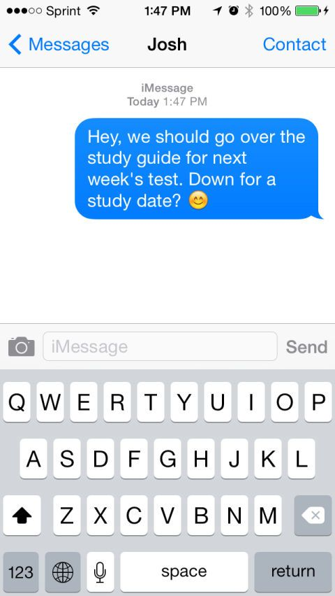 13 Flirty Text Messages - How To Text Your Crush  Flirty -1255