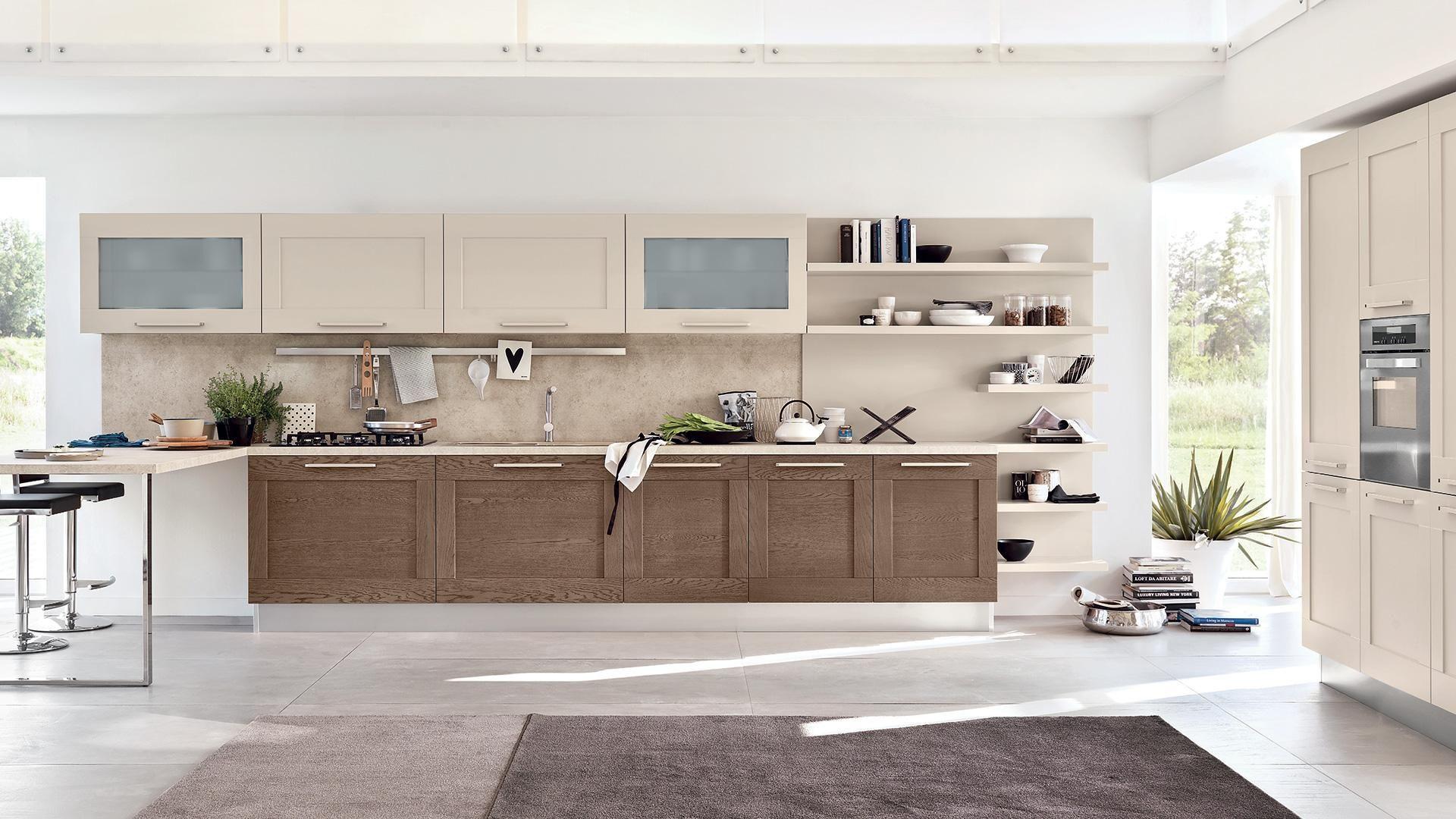 Gallery - Cucine Moderne - Cucine Lube | NEW HOME KITCHEN ...