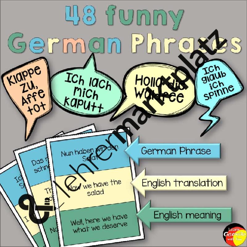 Deutsche Redewendungen und ihre englische Bedeutung – Deutsch ...