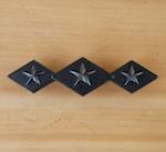 Tri Marshall Star Handle Drawer Pull