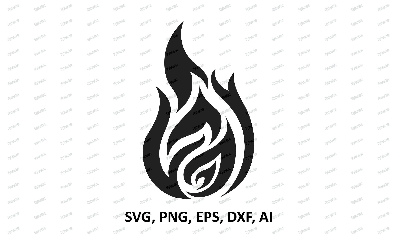 Fire Vector Svg Fire Art Design Png Fire Cricut Digital Eps Fire Vinyl Symbol Dxf Fire Template Decal Ai Fire Tattoo Stenc Fire Vector Fire Art Art Design