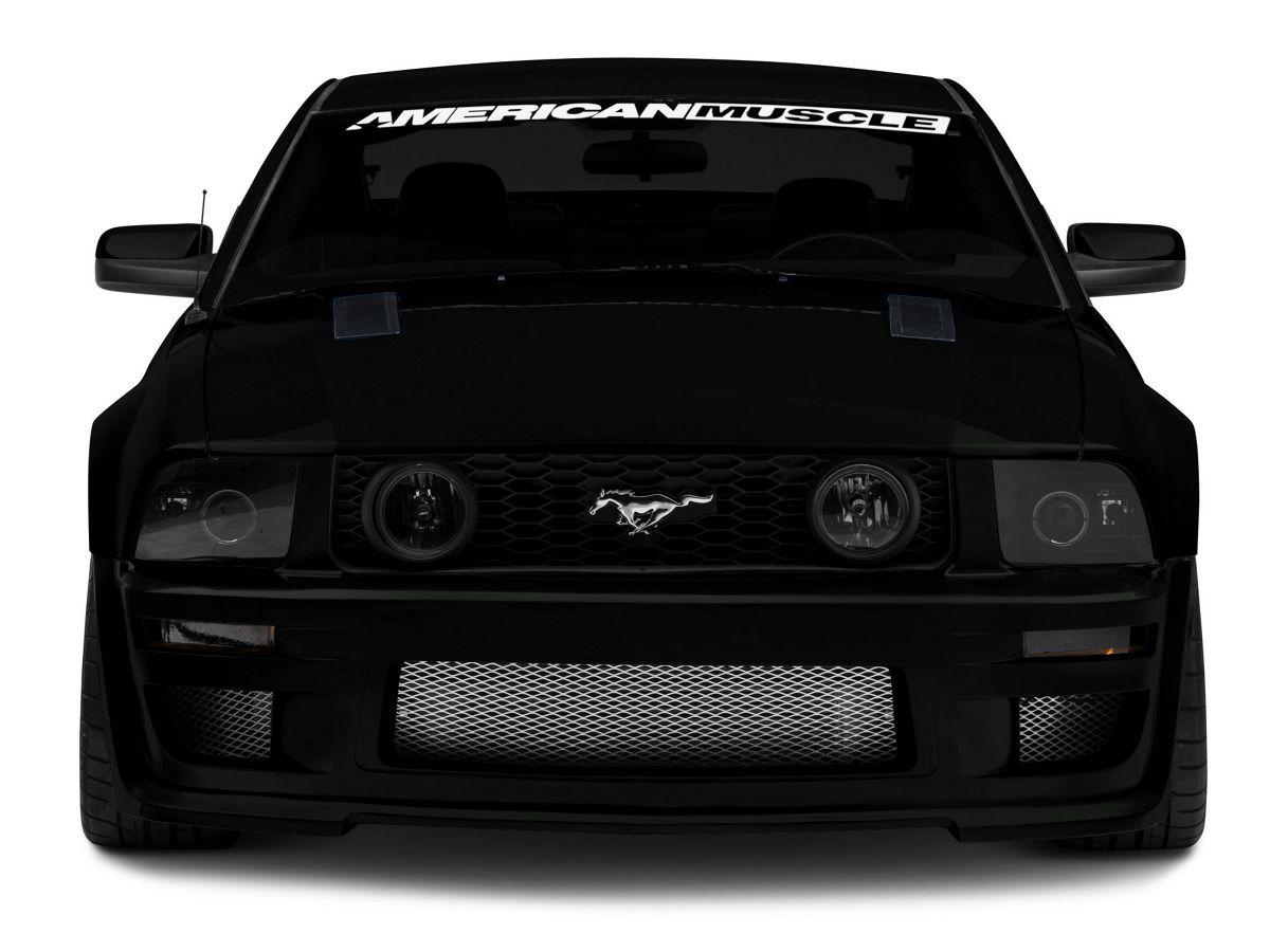 Mustang California Dream Front Bumper Unpainted 05 09 Gt V6 Ford Mustang Gt Mustang Mustang Body Kit