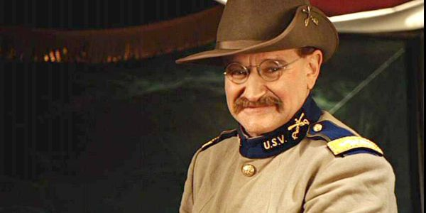 Why Night At The Museum 3 Is Actually The Touching Sendoff Robin Williams Deserves Robin Williams Night At The Museum Robin