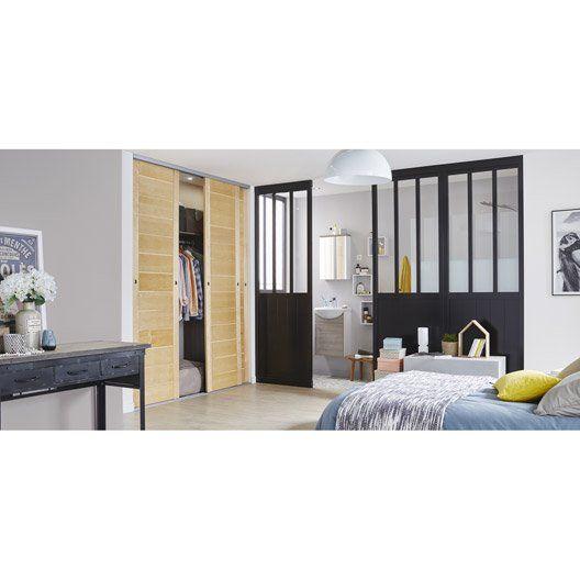 Cloison Amovible Atelier Noir H240xl80cm 119euros Leroy