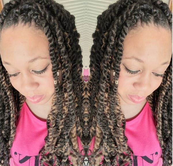 5 tips for doing a flawless twisted protective style yourself 5 tips for doing a flawless twisted protective style yourself black hair information solutioingenieria Images