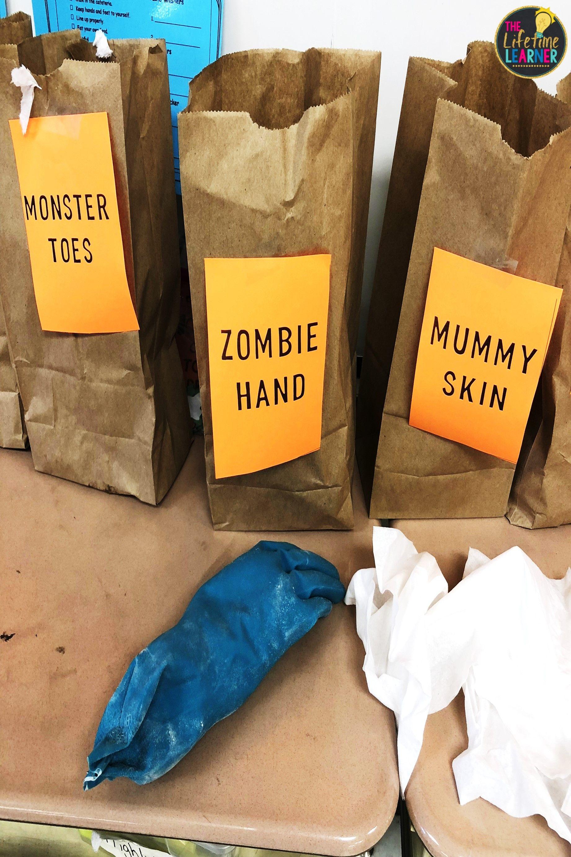 Halloween Classroom Transformation